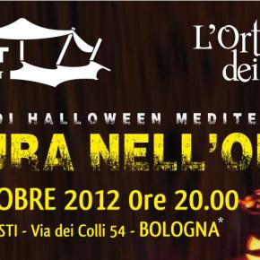 Paura nell'Orto! Festa di Halloweenmediterranea
