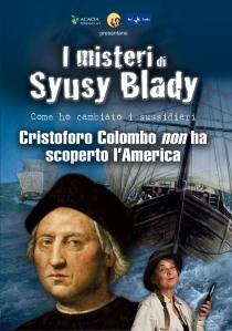 copertina dvd cristoforo colombo non ha scoperto l'america