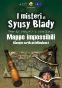 copertina dvd mappe impossibili