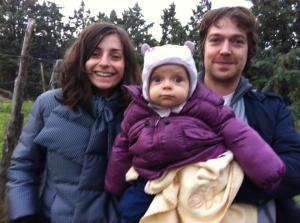 alice e i suoi genitori