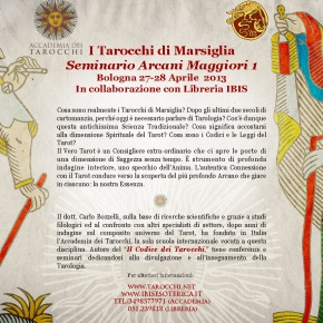 I Tarocchi di Marsiglia: un seminario sugli ArcaniMaggiori