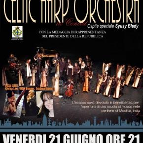 Concerto della Celtic HarpOrchestra