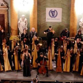Celtic Harp Orchestra: Note diViaggio
