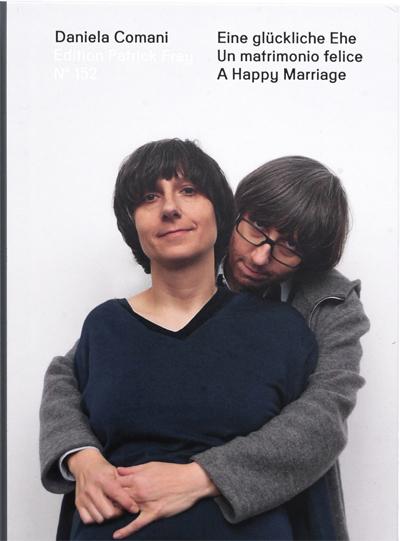 """La copertina di """"Un matrimonio felice"""""""