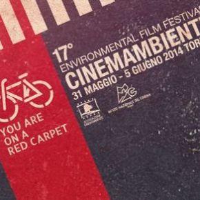 Syusy al Festival Cinemambiente diTorino