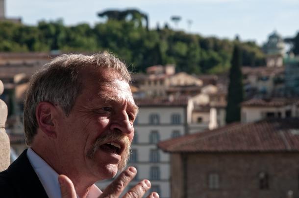 José Bové, candidato alla presidenza del Parlamento Europeo con i Verdi