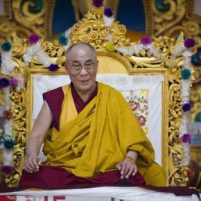 Il Dalai Lama inItalia!