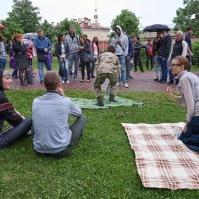 Meeting the odyssey (alexei golubkov)