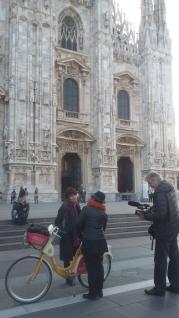 Syusy al Duomo