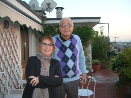 Syusy e Mario Luzzato Fegiz