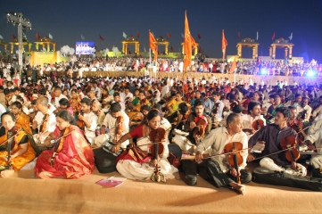 World Culture Festival, Delhi