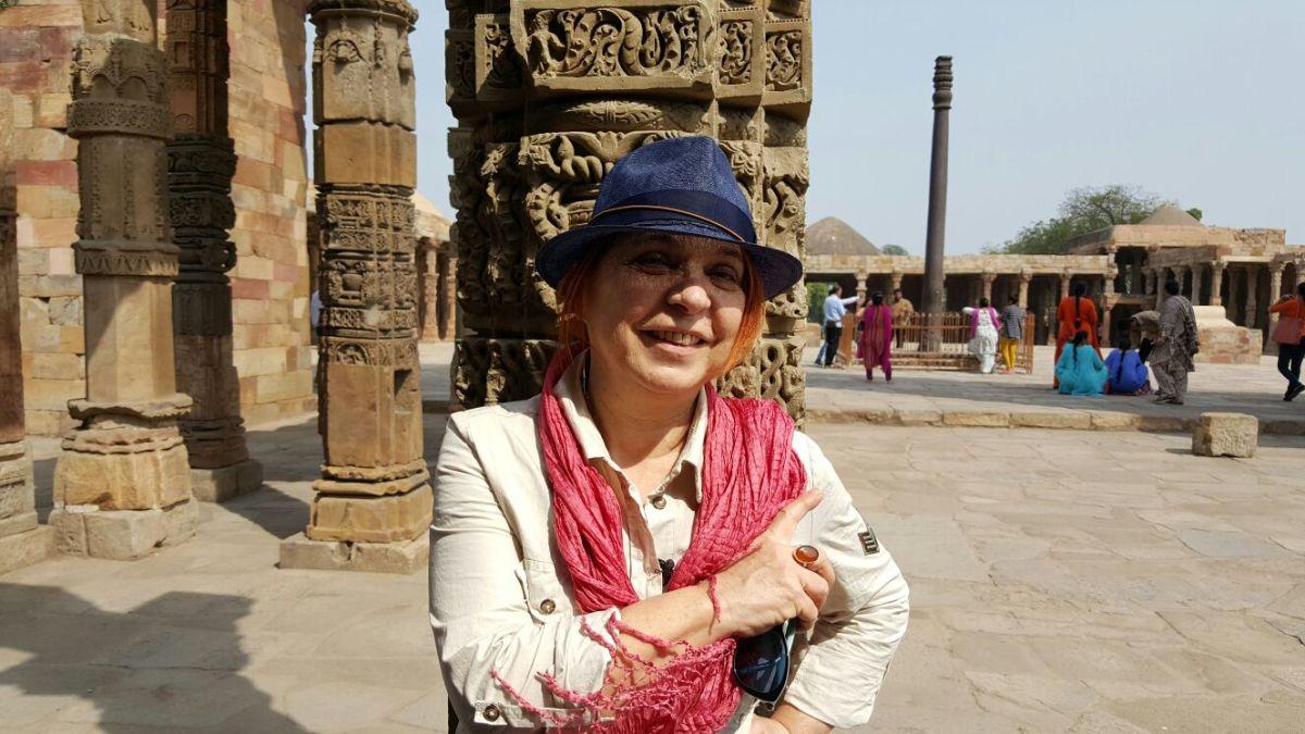 Al Tempio Indù di Delhi