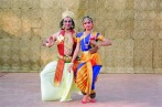 Danze tradizionali al WCF