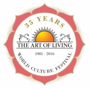 World Culture Festival Logo