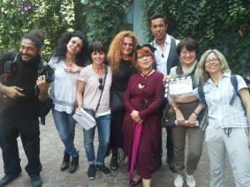 Foto di gruppo a Torino