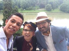 Livio, Syusy e Costantino D'Orazio