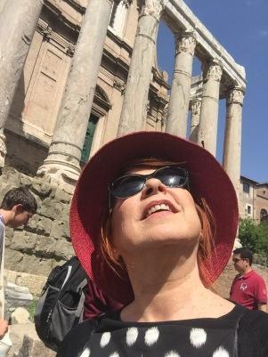 Syusy a Roma