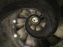 L'acquedotto che alimenta la fontana di Trevi
