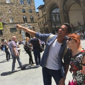 In viaggio con la zia: Firenze#1