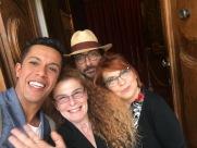 Il gruppo di lavoro in viaggio In viaggio con la zia a Firenze