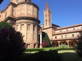San Domenico. chiostro
