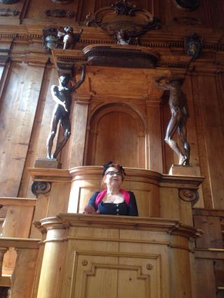 Donne in cattedra fin dal 1200