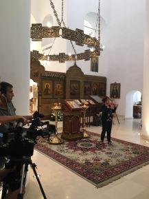 Nella chiesa ortodossa