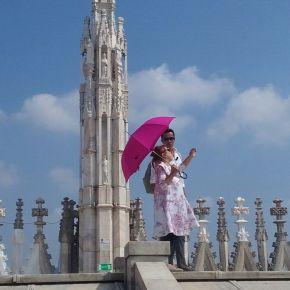 In viaggio con la zia: Milano#7