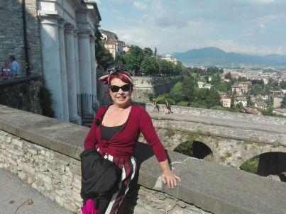 Syusy a Bergamo