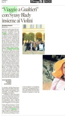 La Gazzetta di Reggio