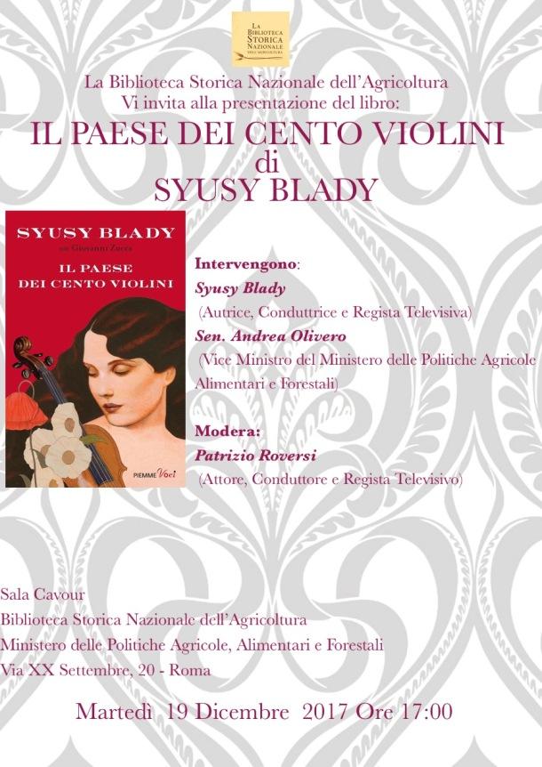 100 violini ore 17