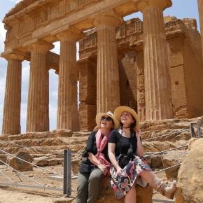 In viaggio con mia figlia: Sicilia#3