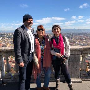 In viaggio con mia figlia: Campania#1