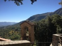Vista dal Santuario
