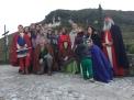 Il gruppo del Presepe di Greccio