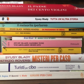 Dove trovare i libri e i video di Syusy