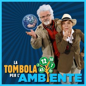 Il 22 dicembre vieni alla Tombola per l'ambiente!