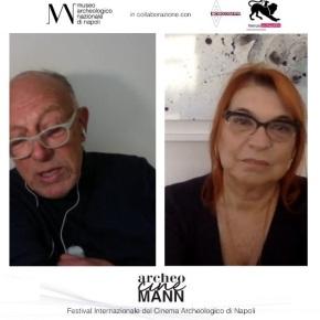 Dario di Blasi e Syusy al Festival archeo cineMANN