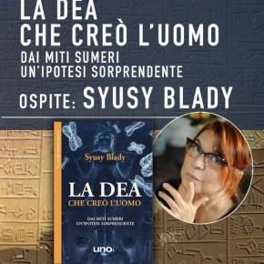 Syusy in diretta con VisioneAlchemica